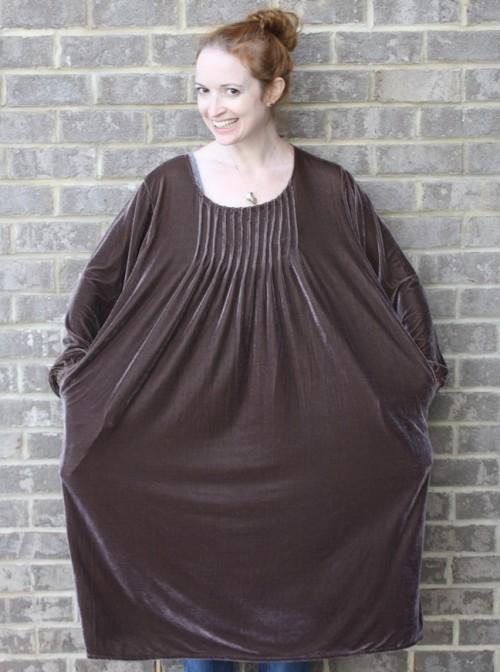 New Dress A Day - DIY - vintage dress
