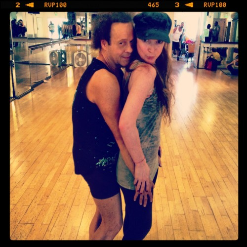 New Dress A Day - Richard Simmons - Slimmons - Sweating to the Oldies