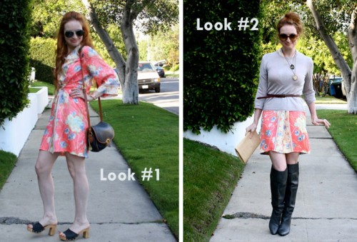 New Dress A Day - DIY - Outfit Rewind - Vintage