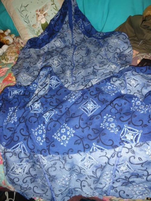 New Dress A Day - DIY - Goodwill Dress - Vintage
