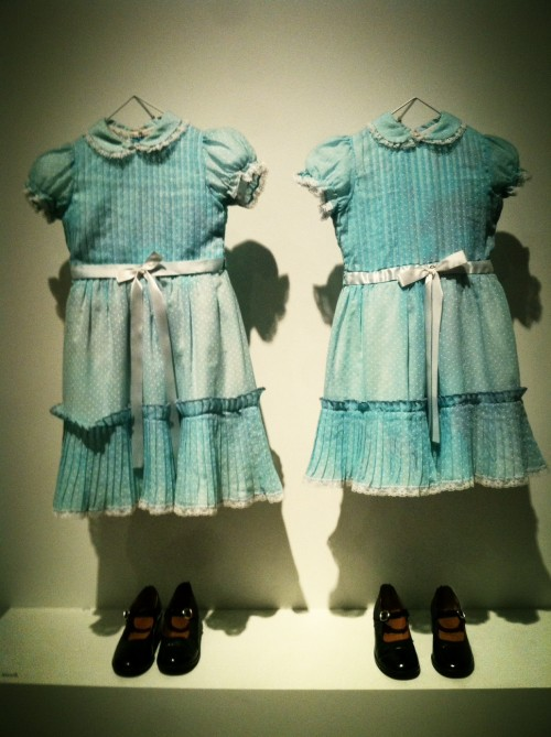 New Dress A Day - DIY - Stanley Kubrick Exhibit - LACMA
