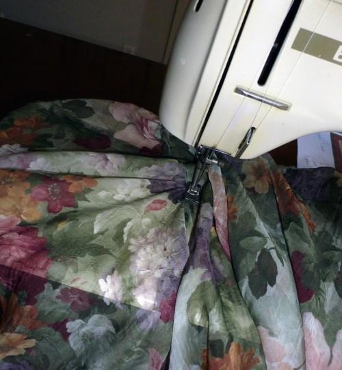 New Dress A Day - DIY - Goodwill - thrift store shopping