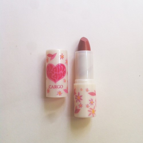 New Dress A Day - DIY - Cargo Lipstick - Giveaway