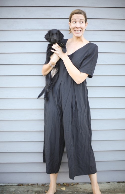 New Dress A Day - DIY - Vintage Palazzo Pants