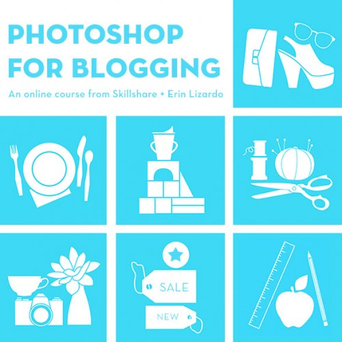 New Dress A Day - Photoshop for Bloggers Class - Skillshare
