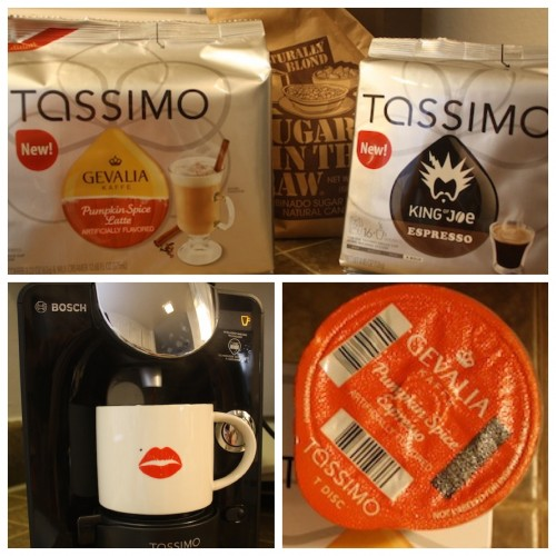 New Dress A Day - Tassimo Giveaway - Morning Coffee
