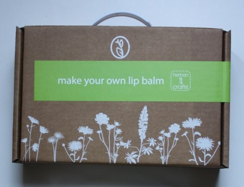 New Dress A Day - Make Your Own Lip Balm Kit - Uncommon Goods