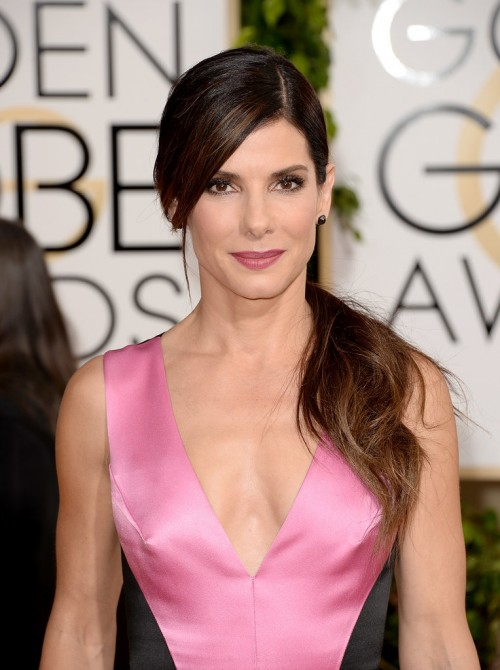 Golden Globe 2014 - Best Dressed - Sandra Bullock - Prabal Gurung