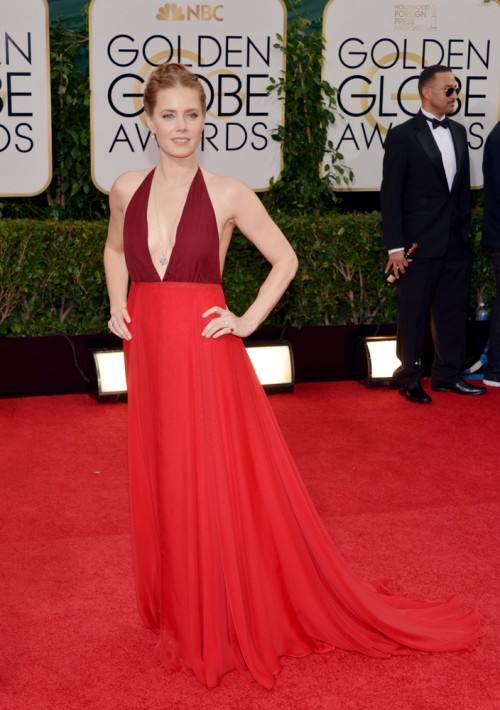 Golden Globe 2014 - Best Dressed - Amy Adams - Valentino
