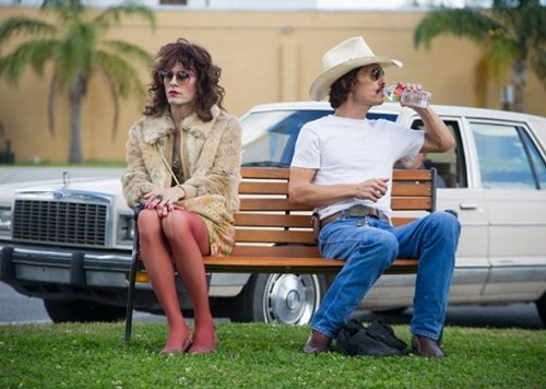 New Dress A Day - vintage western shirt - fringe - Dallas Buyers Club Costumes