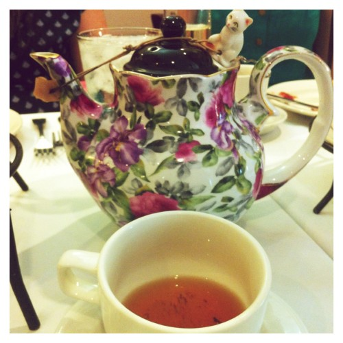 New Dress A Day - Chado Tea Room