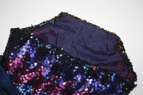 New Dress A Day - 80s Sequin Prom Dress