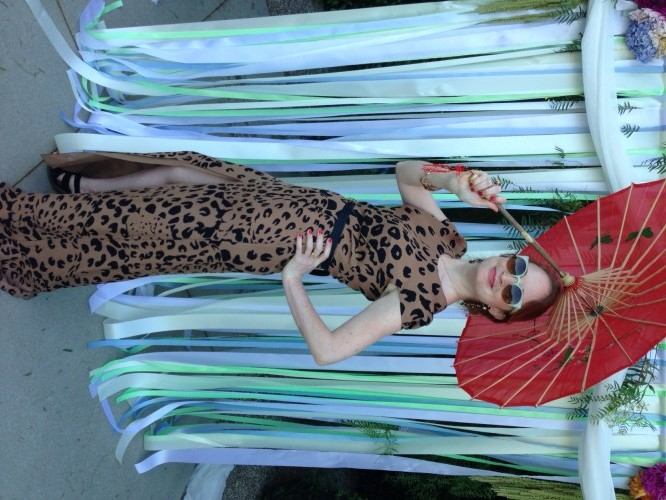 New Dress A Day - wedding surfboard