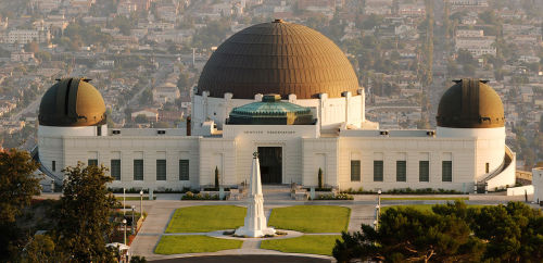 Rebel Without A Cause - Griffith Observatory