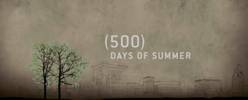 500 Days of Summer Opening Credits