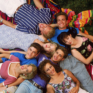 Beverly Hills, 90210 - Cast