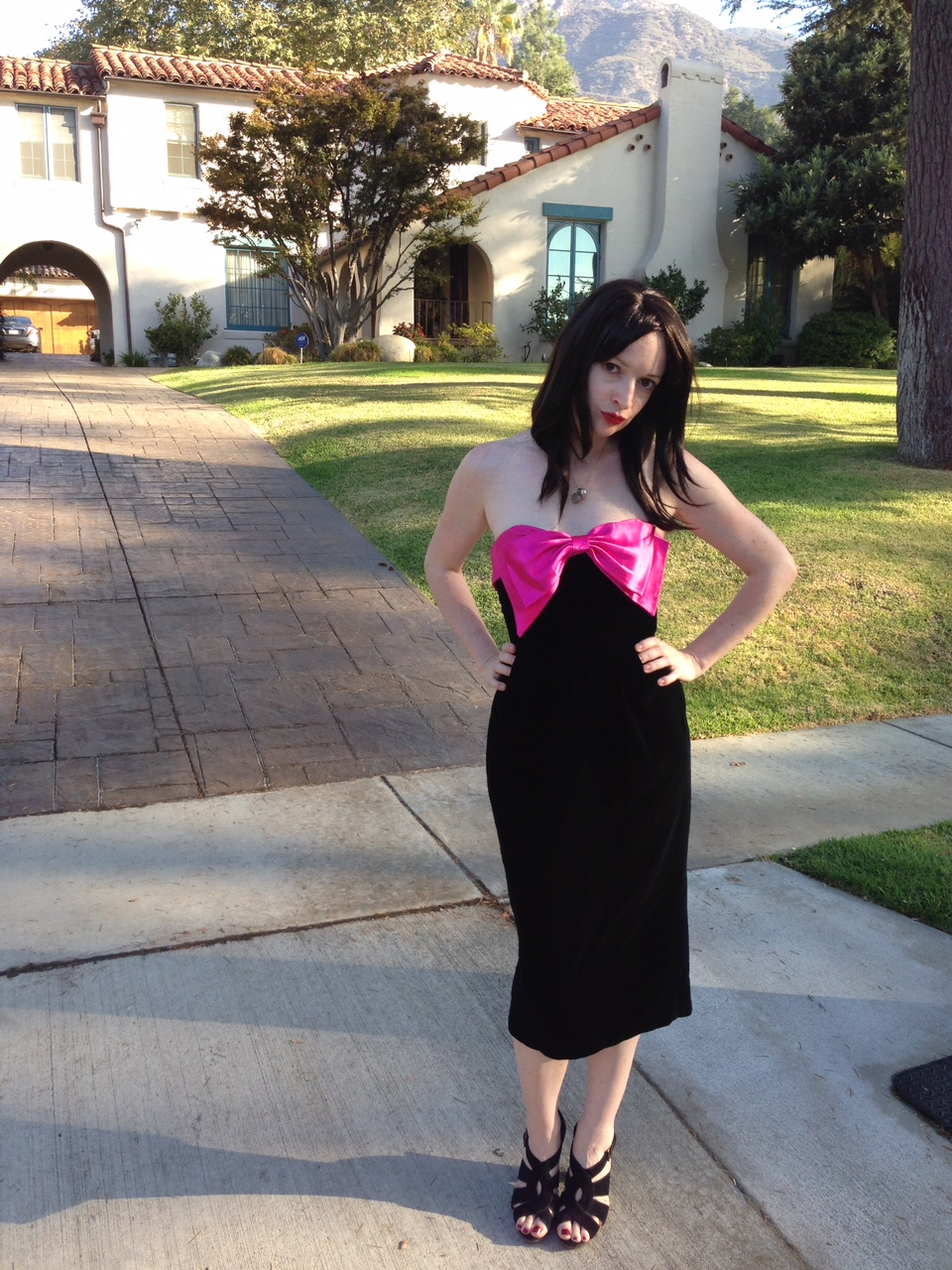 90210 prom dress — Blog — New Dress A Day