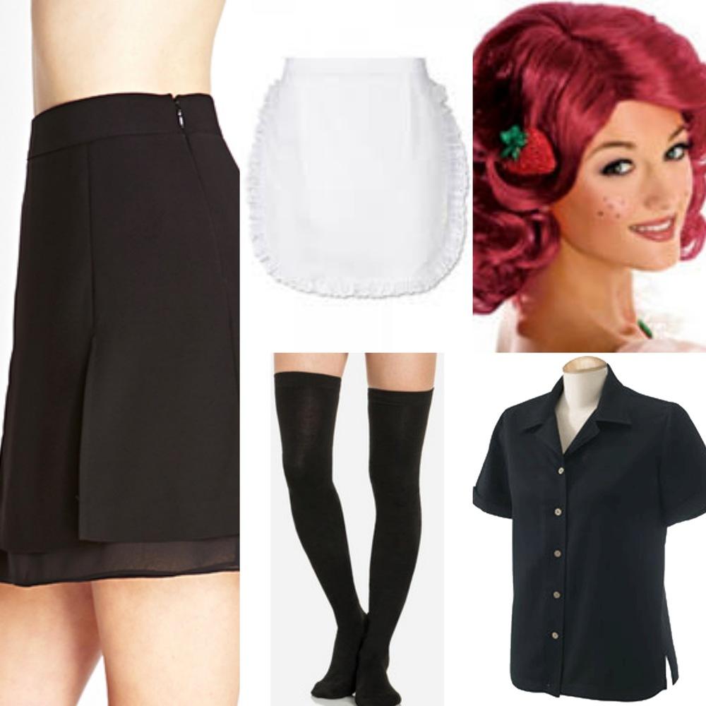 American Horror Story - Costume DIY  sc 1 st  New Dress A Day & Halloween Location Looks: Day 13 of 31 u2013 American Horror Story u2014 New ...