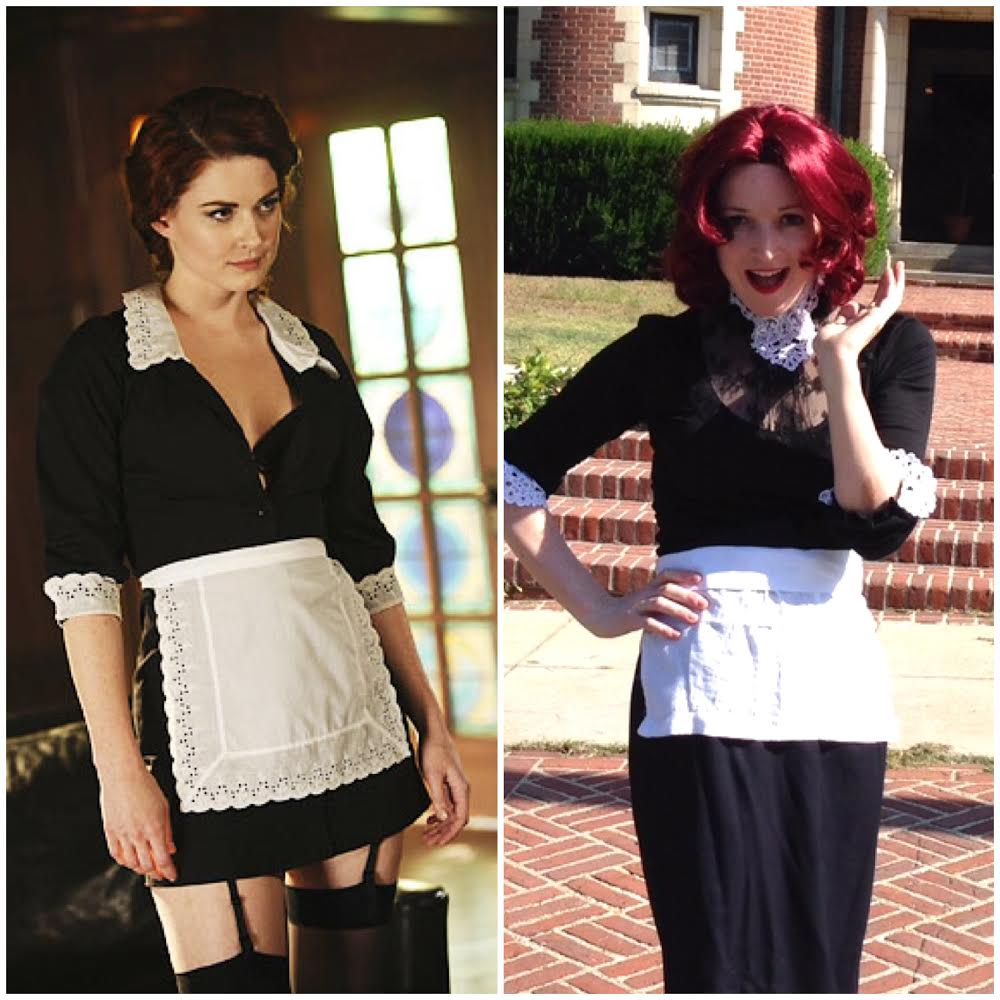 American Horror Story - Frances Conroy and Alexandra Breckinridge  sc 1 st  New Dress A Day & Halloween Location Looks: Day 13 of 31 u2013 American Horror Story u2014 New ...