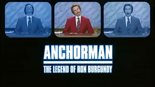 Anchorman - title card
