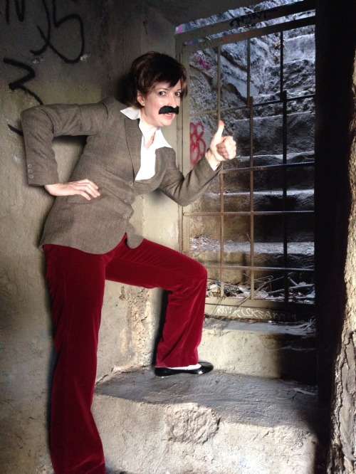 Anchorman - Will Ferrell - Ron Burgundy costume