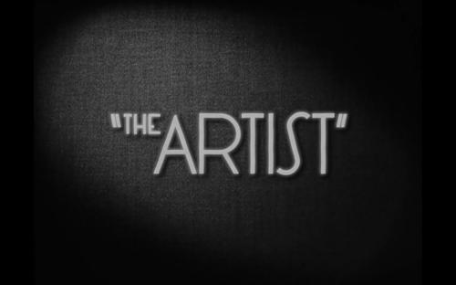 Artist - title card