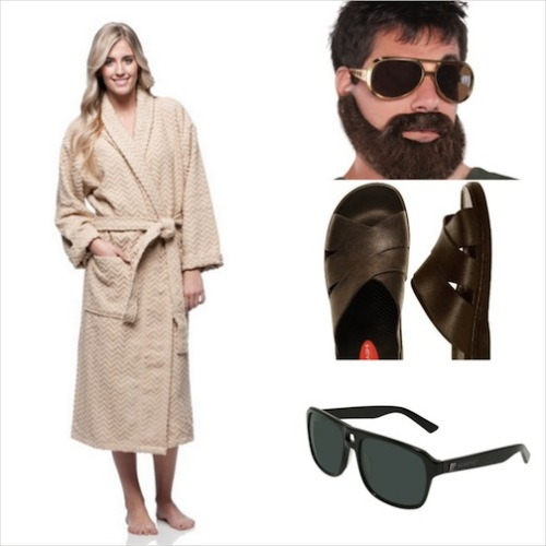 Big Lebowski - The Dude Costume DIY