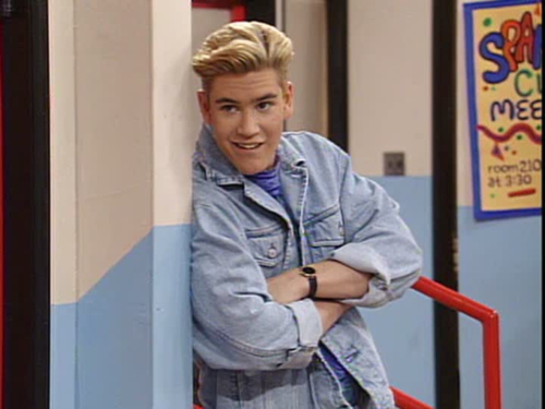 Saved By The Bell - Zack Morris Wardrobe