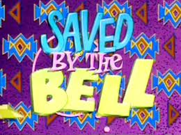 SAVED BY THE BELL - title card