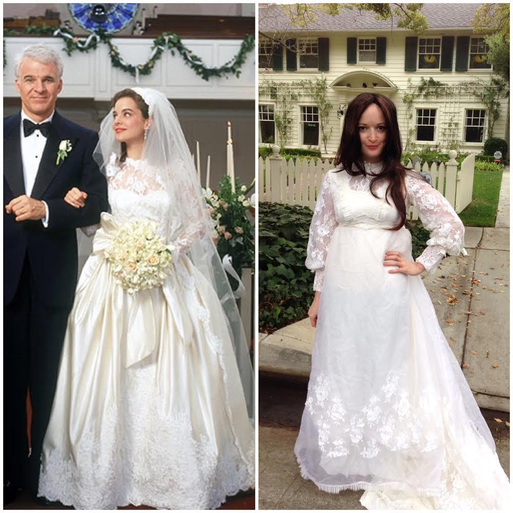 Wedding Dress Bride: Halloween Location Looks: Day 12 Of 31