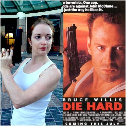 Die Hard - John McClane Costume