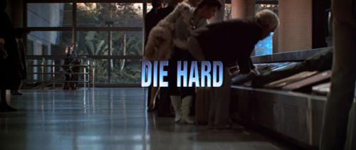Die Hard - title card