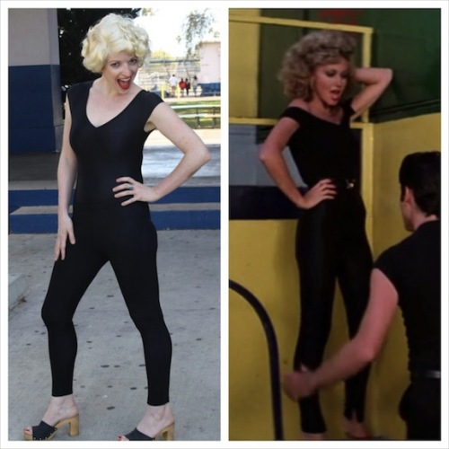 New Dress A Day - Grease - Sandy Costume