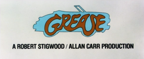 Grease opening credits