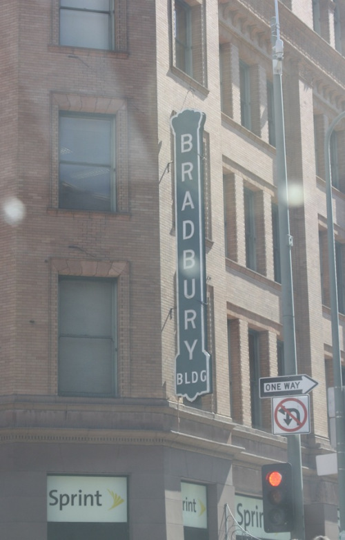500 Days of Summer - Bradbury Building