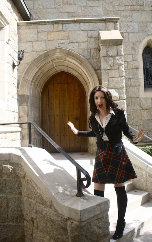 Cruel Intentions - Halloween Costume - Sarah Michelle Gellar