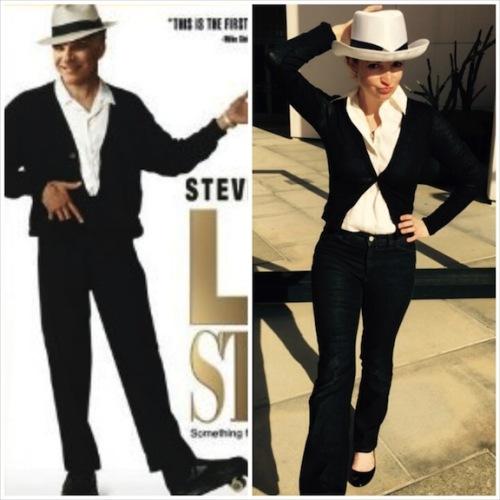 LA Story - LACMA Steve Martin Costume