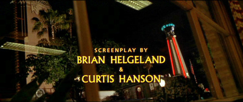 "Crossroads of the World (c/o Warner Bros' ""LA Confidential"")"