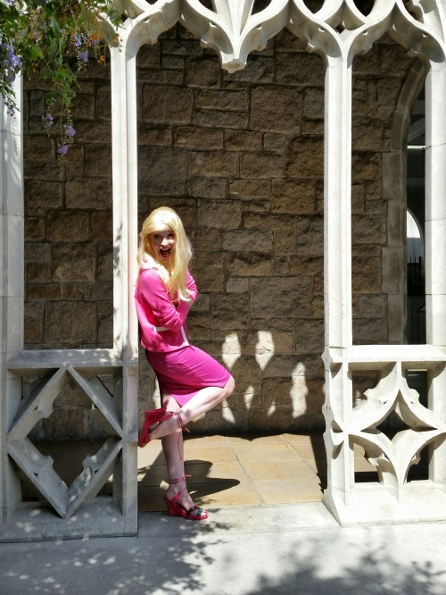 LEGALLY BLONDE - SHOOTING LOCATION - COSTUME