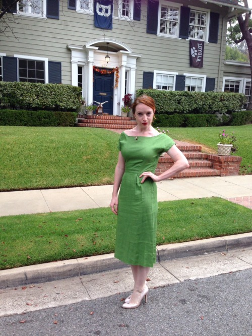 Mad Men - Don Draper's house - Joan Holloway