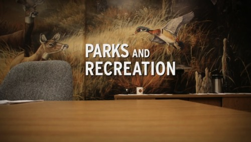 Parks & Rec - Opening Credits