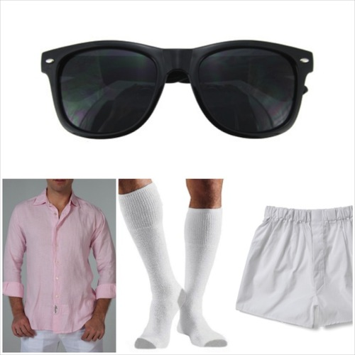 Risky Business - Tom Cruise costume