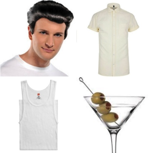 Swingers - vince vaughn costume