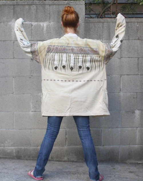 Vintage Feather Sweatshirt
