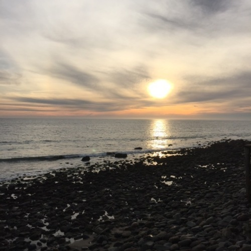 Malibu coast photo