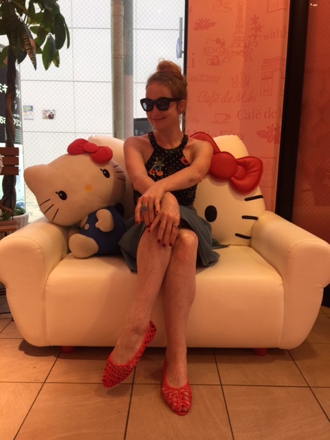 New Dress A Day - Japan - Hello Kitty