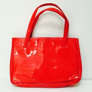 6dc90a6ef4bc Red Patent Purse — New Dress A Day