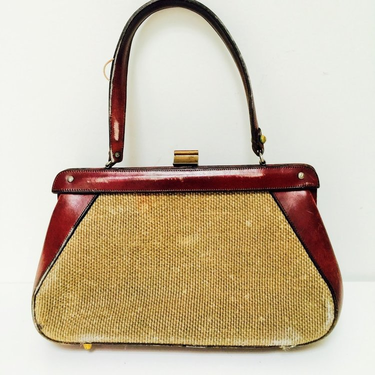 Vintage Etienne Aigner Purse — New Dress A Day f673fd51ac