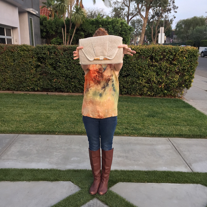 DIY Ice Dye Top 5