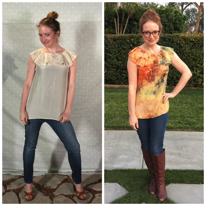 Before / After Vintage TOP